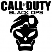 Call of Duty Black ops Vinyl Wall Quote Living Room bedroom art boys Sign Decal Sticker Shop Home Cafe Hotel (SMALL) FREE P & P