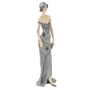 Peggy Midnight Shimmer Broadway Belle Figurine