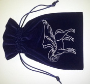 Pegasus Tarot Bag Luxury Velvet 190 x 130mm Something Different
