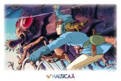 Nausicaa before dawn 1000-229 of the Valley of the Wind 1000 Piece