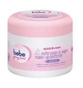 Bebe Young Care Moist Waterproof Make-up removing pads -30 Ct.