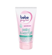 Bebe Young Care Quick & Clean Face Peeling & Cleansing Gel -150 ml -