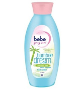 Bebe Young Care Bamboo Dream Body Wash/Shower Gel -400ml -