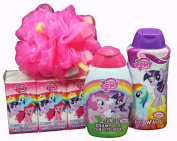 My Little Pony Back to School Bath and Body Care 4 Pc Set For Girls