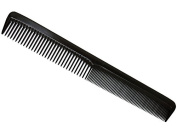 18cm Medium and Fine Tooth Hair Styling Comb 5 Pack