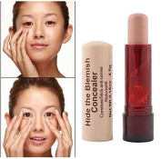Sugar Queen New Hide the Blemish Creamy Paste Concealer Stick, Facial Make up Dark Eye Circle Cover