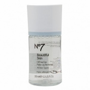 Boots No7 Beautiful Skin Oil Free Eye Makeup Remover 100ml