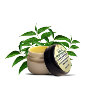 Azteca Gold Neem Oil Natural Organic Healing Balm - Amazing Soothing Ayurveda Balm Promotes and Supports Healthy Skin. Must Have in Your Natural First Aid Kit
