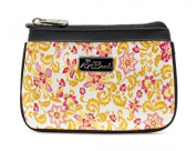 Long Beach Small Cosmetic Coin Purse - Cute Neoprene Women's Make Up Case For the Bare Necessities
