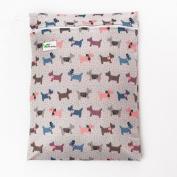 Wolbybug - Wet Bag - Scottish Dog