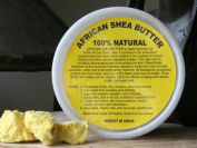 African Shea Butter Cream (100% Pure & Raw, Gold)