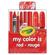 . My Colour is Red