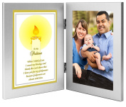 """Godparents Gift """"To My Padrinos"""" From Godchild - Baptism or Christmas Gift - Add Photo"""