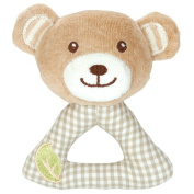 EverEarth Bear Baby Rattle