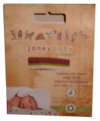 Janey Baby Organic Crib Sheet 100% Organic