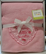 Magic Years Mommy's Little Sweetie Pink Baby Blanket 80cm X 100cm