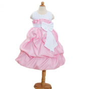 Collager Baby Girls Cute Bow-knot Princess Dress Cake Skirt