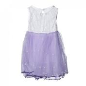 Towallmark(TM) Baby Girls Princess Dress Pearl Mesh Party Dress Party Skirts