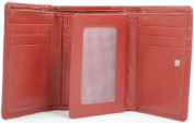 Ladies / Womens Soft Leather Handy Wallet with Multiple Features