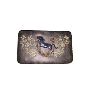 Premium Rhinestone Horse Women's Wallet in 6 Colours. New with Fast Shipping.