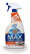 Scrubbing Bubbles Max Grease Cleaner Kitchen, 32 Fluid Ounce
