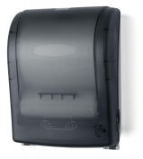 Palmer Fixture Auto Cut Paper Towel Dispenser in Translucent Navy