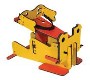 Drive Medical Straddler Bolster Chair , Model - SD 2000