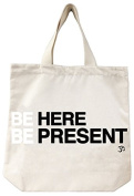 Eco Canvas Mantra Tote Bag