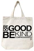 Eco Cotton Canvas Mantra Tote Bag