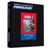 Pimsleur Hindi Level 2 CD [Audio]
