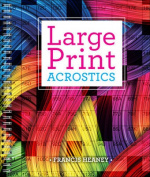 Large Print Acrostics