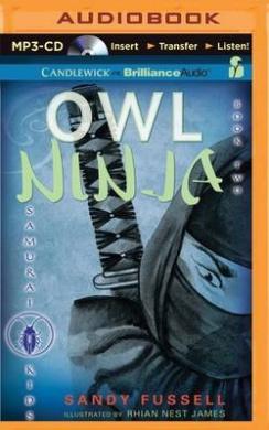 Samurai Kids #2: Owl Ninja (Samurai Kids)
