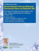 Bernhard Riemann / Hermann Minkowski, Riemannsche Raume Und Minkowski-Welt [GER]