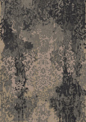 Surya BRC1010-58 Hand Knotted 100-Percent New Zealand Wool Classic Area Rug, 1.5m by 2.4m