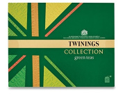 Twinings Twinings Union Jack Green Tea Collection 60 Ct