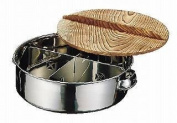 SA18-8 stainless round ODEN (Japanese food) pot EOD01