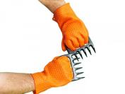 Pulled Pork Shredder Bear claws Meat Handler-Silicone Heat Resistant Oven Gloves for Grilling BBQ Cooking Baking Smoking & Potholder