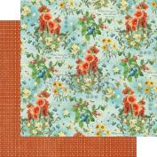 Graphic 45 Garden Fresh Paper