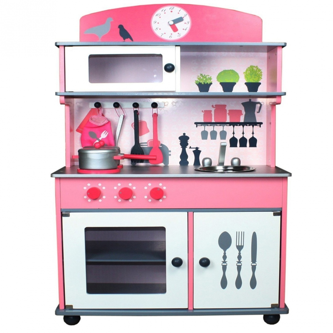 Berry toys my very own wooden play kitchen kids kitchen set toy berry toys my very own wooden play kitchen kids kitchen set toy kitchen by berry toys shop online for toys in new zealand teraionfo