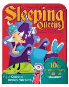 Sleeping Queens 10th Anniversary Tin Card Game
