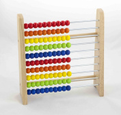 Classic Wooden Abacus