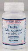 Herbal Menopause with EstroG 100 60 VegiCaps