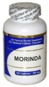 Morinda (Concentrated Herbal Noni Extract) - (100 Capsules) - Dietary Supplement