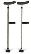 Medline Universal Single Tube Crutch