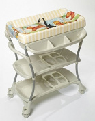 Premium Baby Spa Bathtub and Changing Table Stations Combo & Bib and Burp Set
