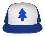 Gravity Falls - Dipper's Hat - Embroidered Trucker Hat