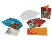 American Greetings Star Wars Rebels Invite and Thank You Combo Party Supplies Pack