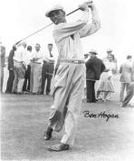 Golf Legend Ben Hogan 8x10 Photo #1