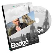 Badge ( and Gimmick) by Alexis De La Fuente and Sebastien Calbry