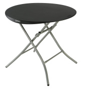 Lifetime Products 80cm . Round Folding Table